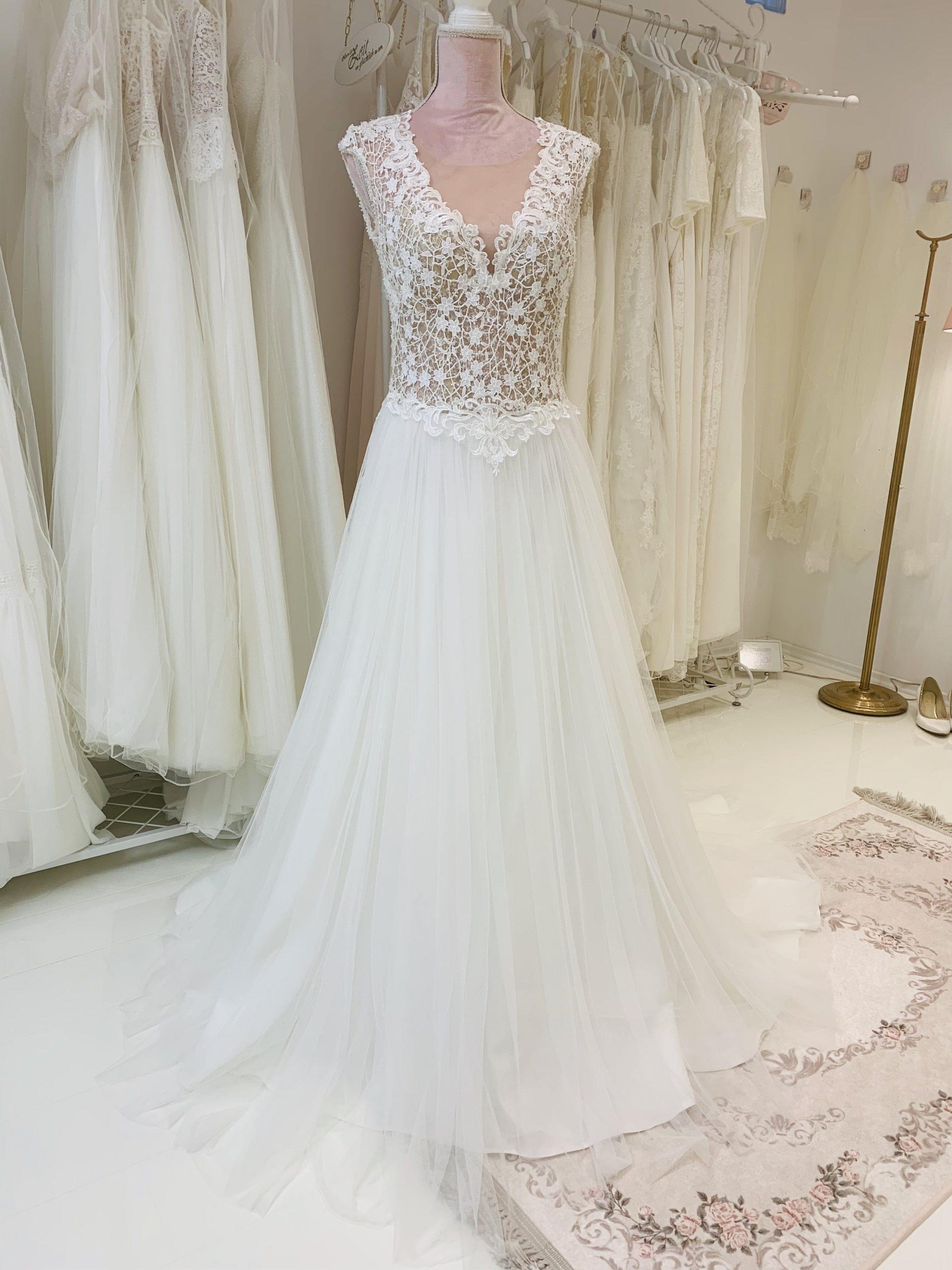 Brautkleid 10 - Vollansicht