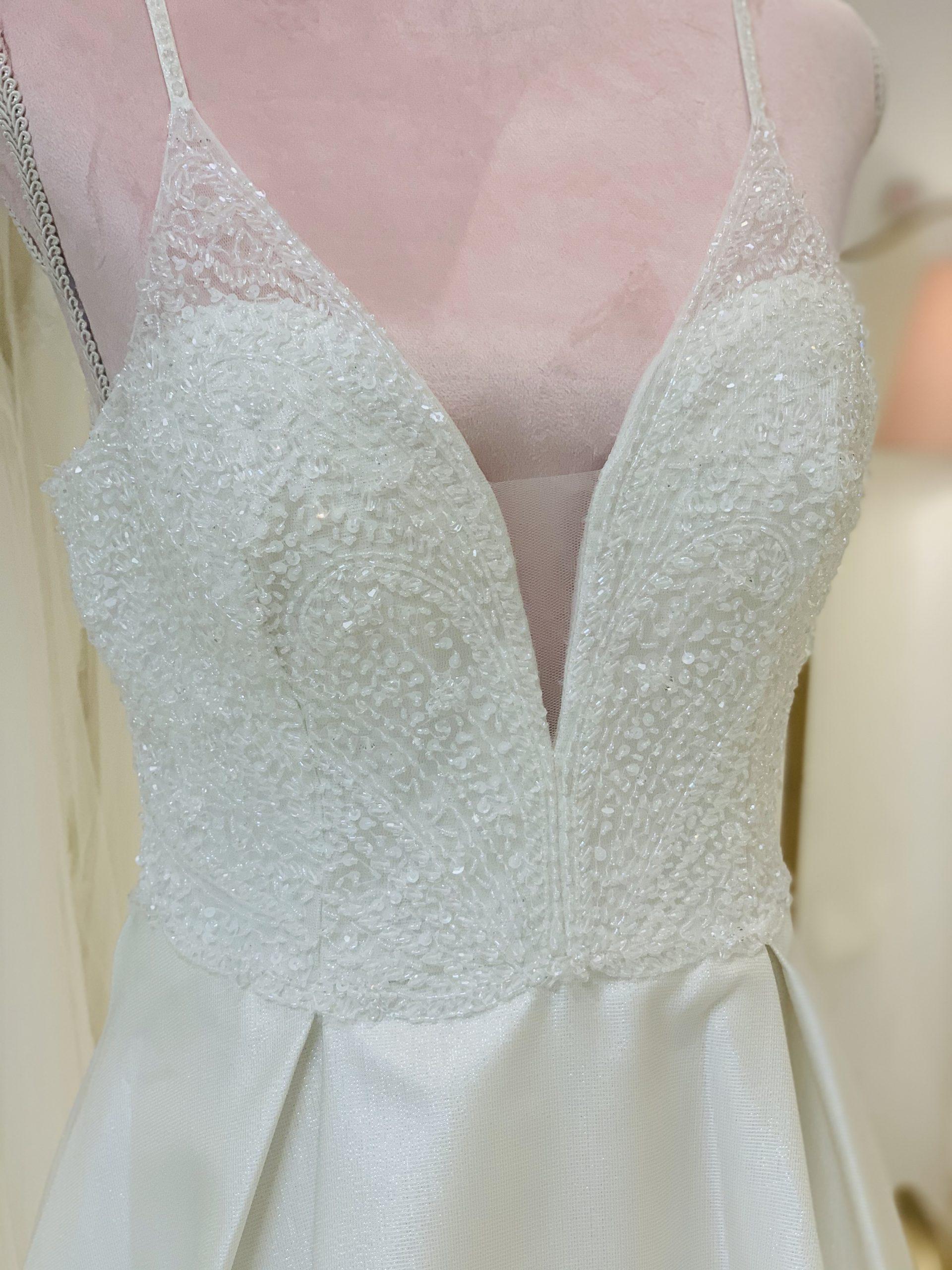 Brautkleid 11 - Oberteil