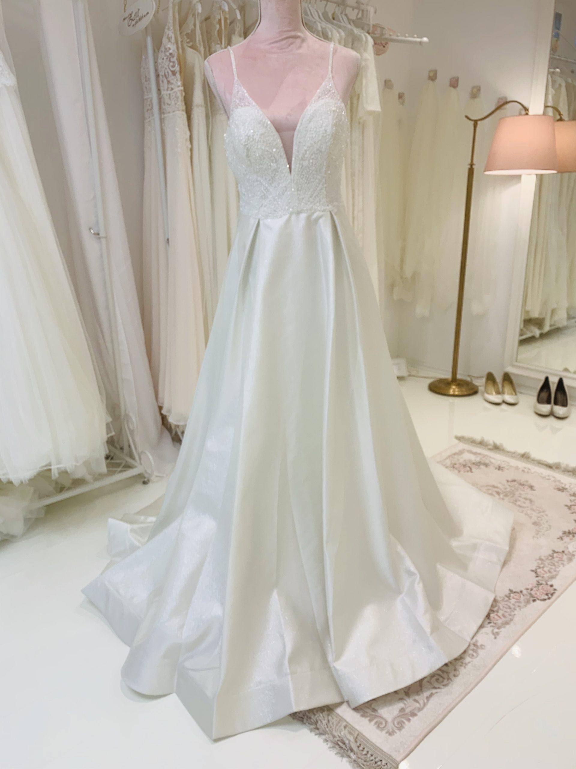 Brautkleid 11 - Vollansicht