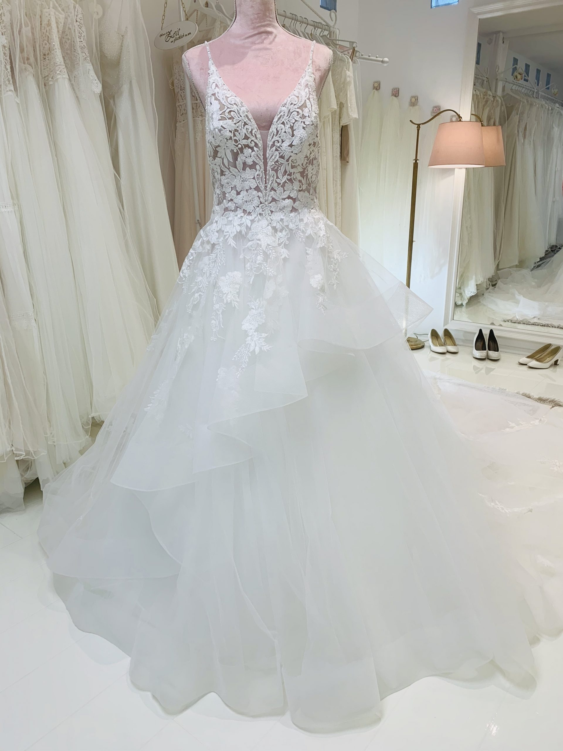 Brautkleid 12 - Vollansicht