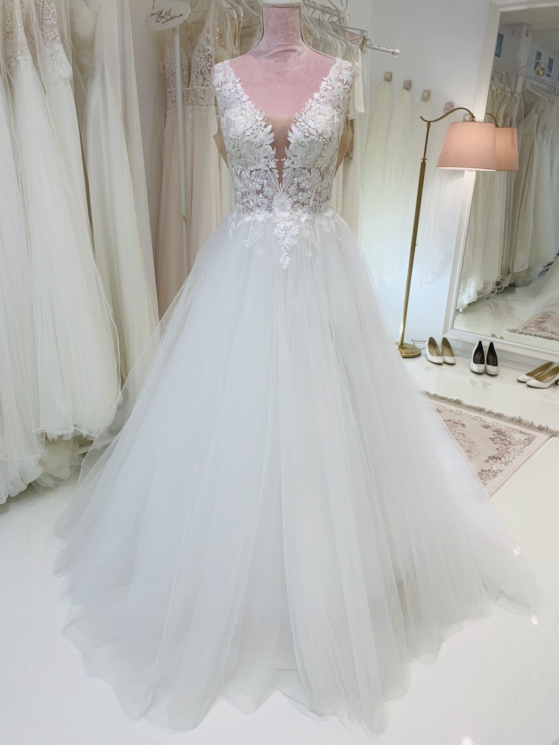 Brautkleid 13 - Vollansicht