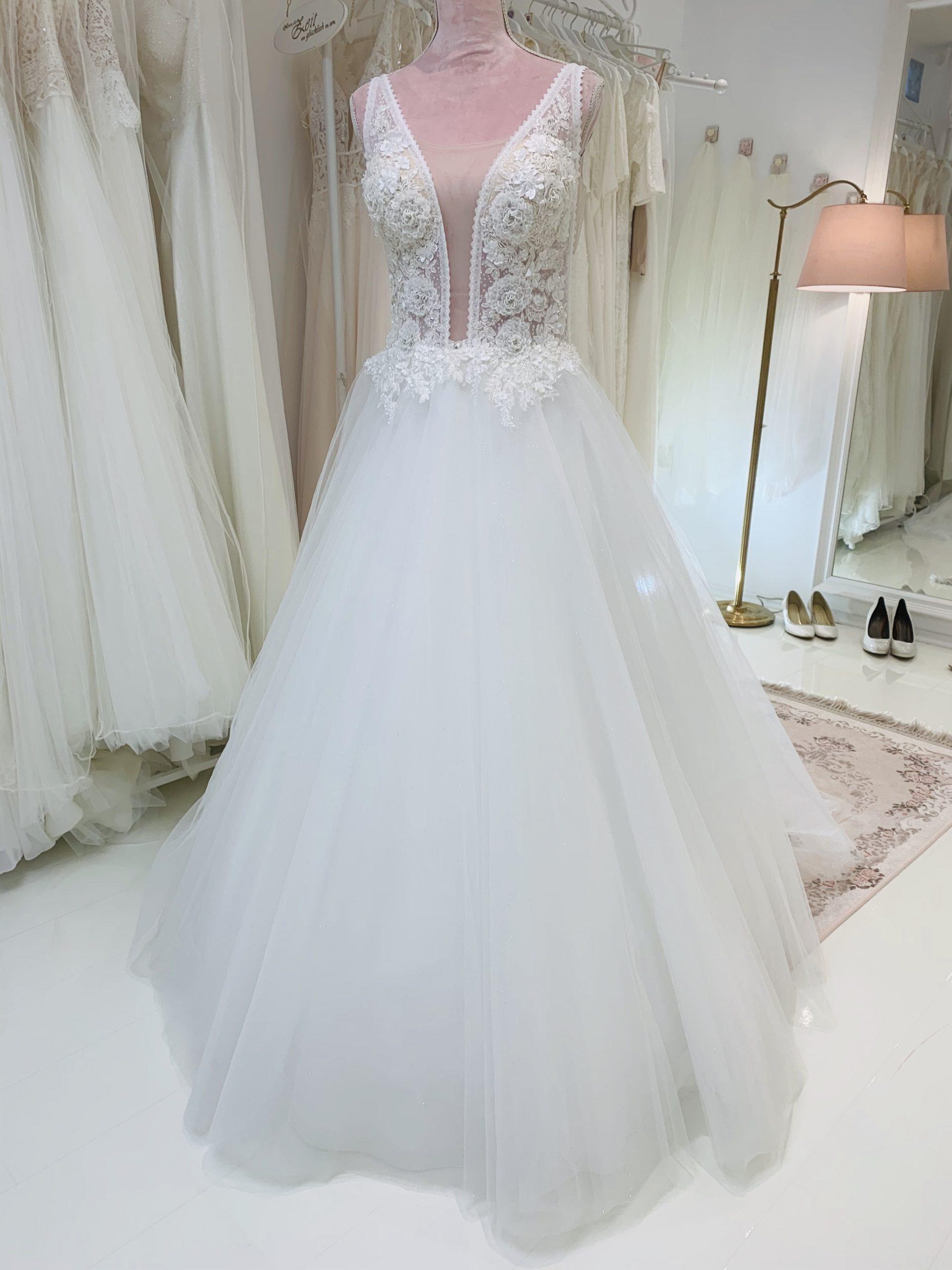Brautkleid 14 - Vollansicht