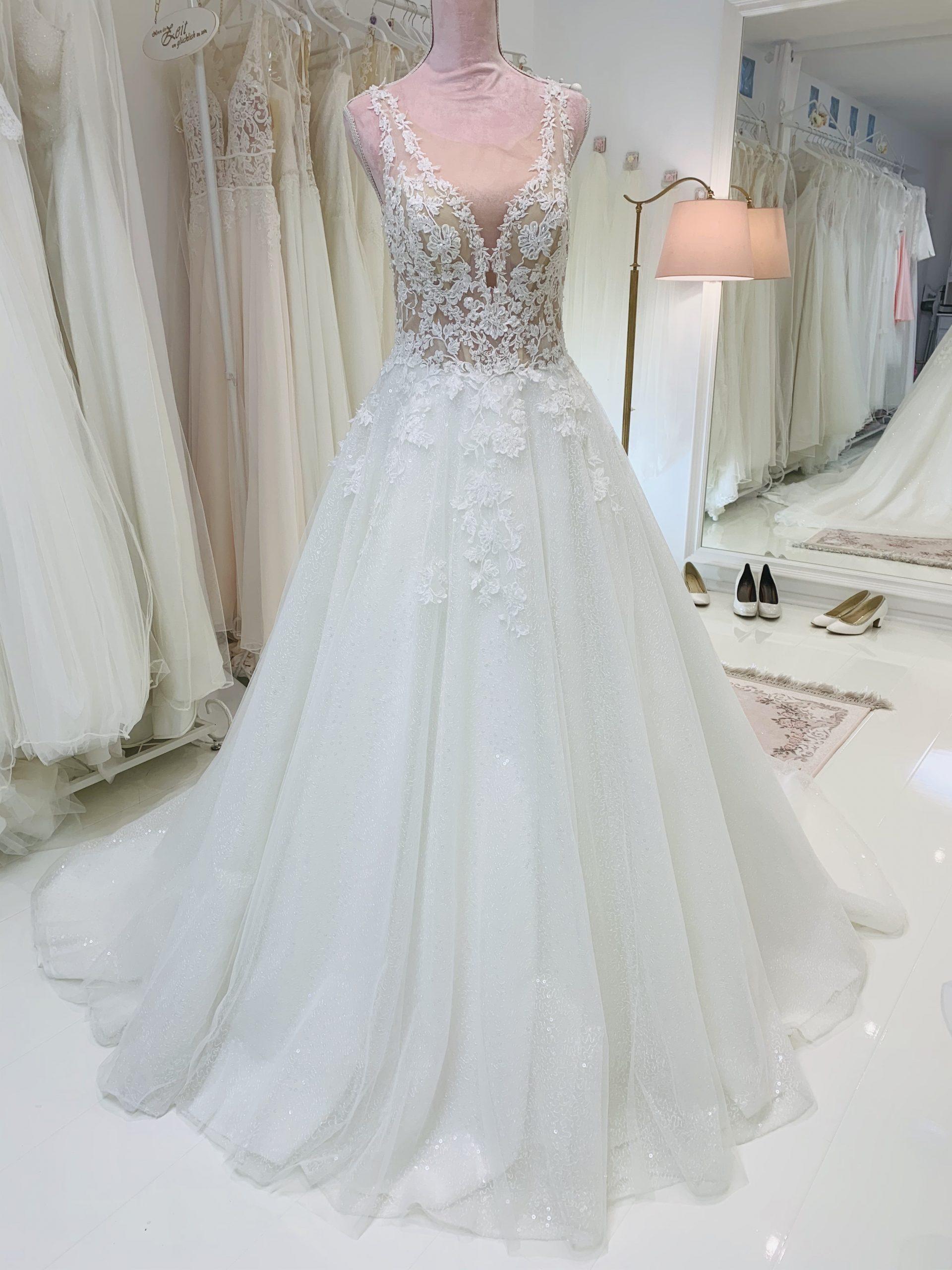 Brautkleid 16 - Vollansicht