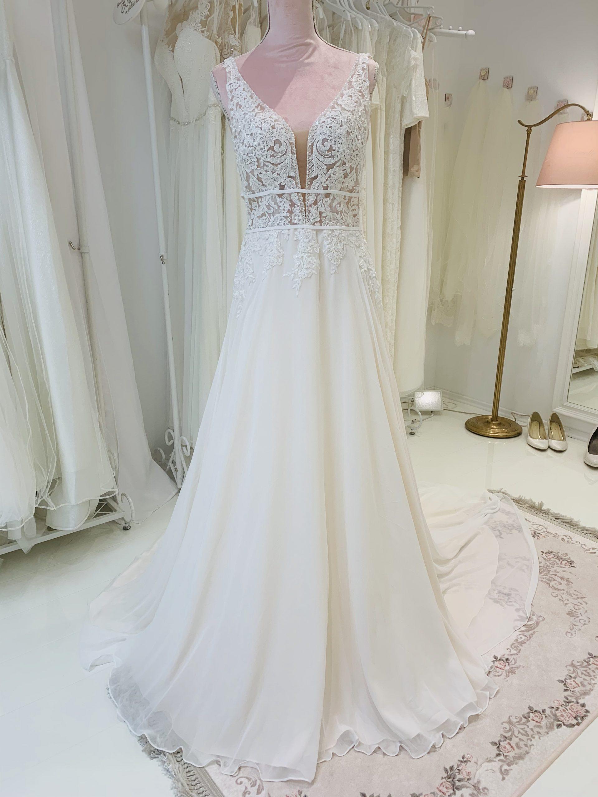 Brautkleid 17 - Vollansicht