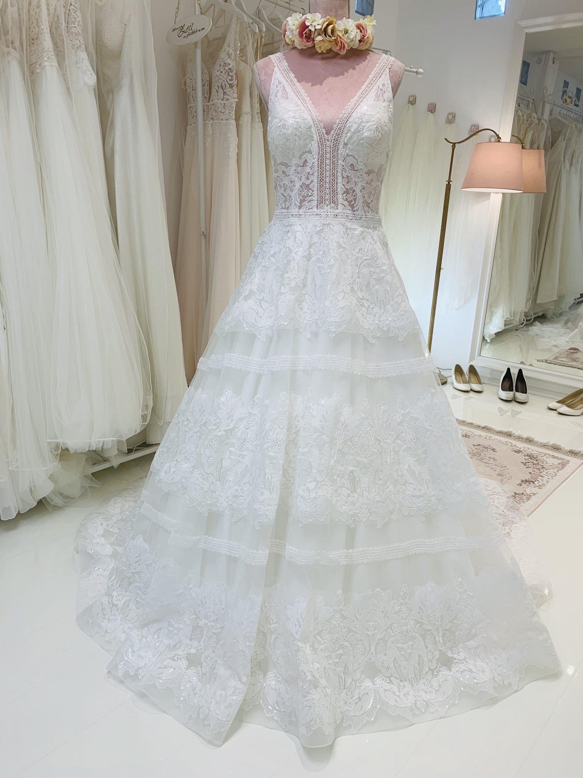 Brautkleid 25 - Vollansicht