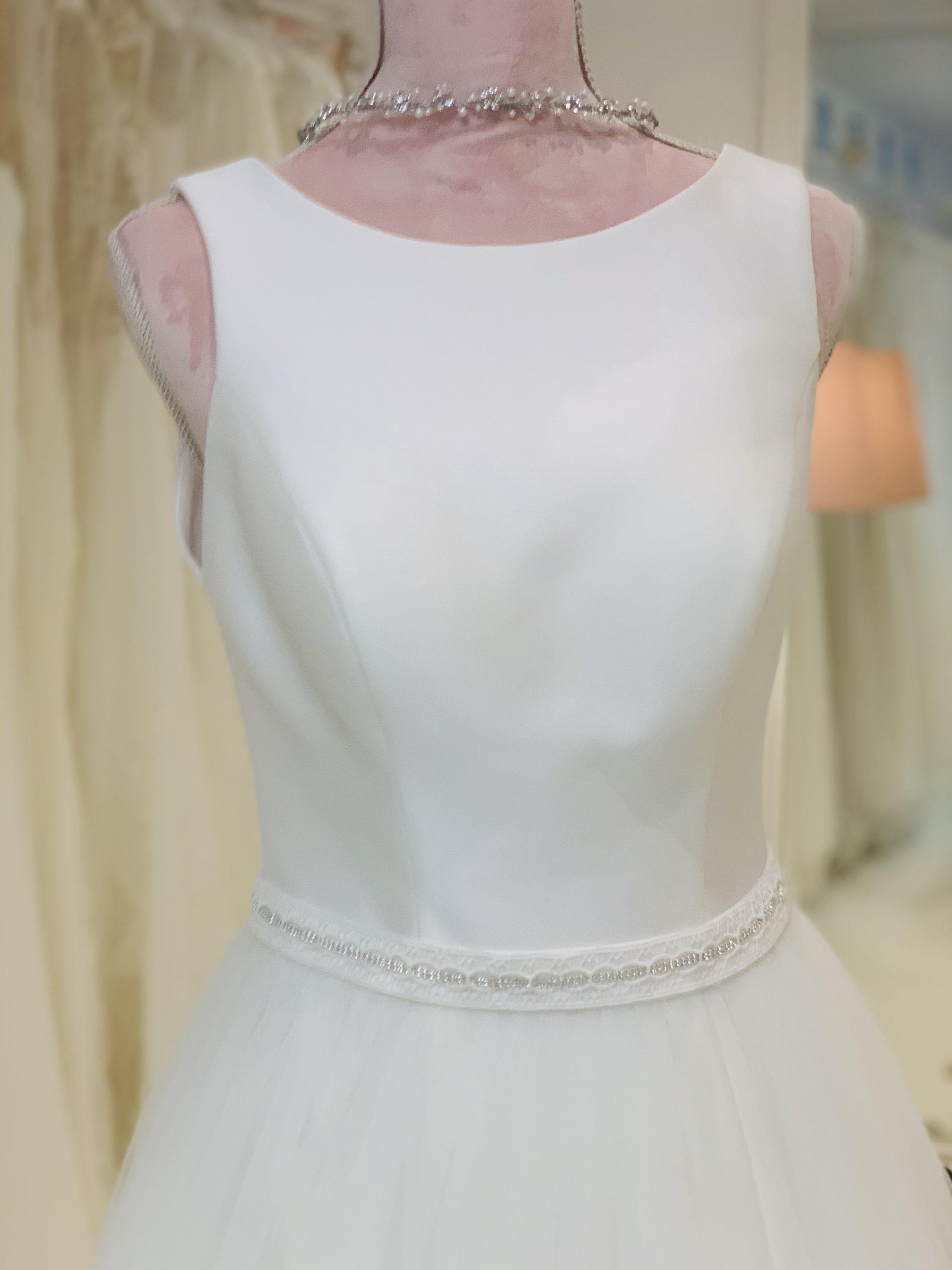 Brautkleid 26 - Oberteil