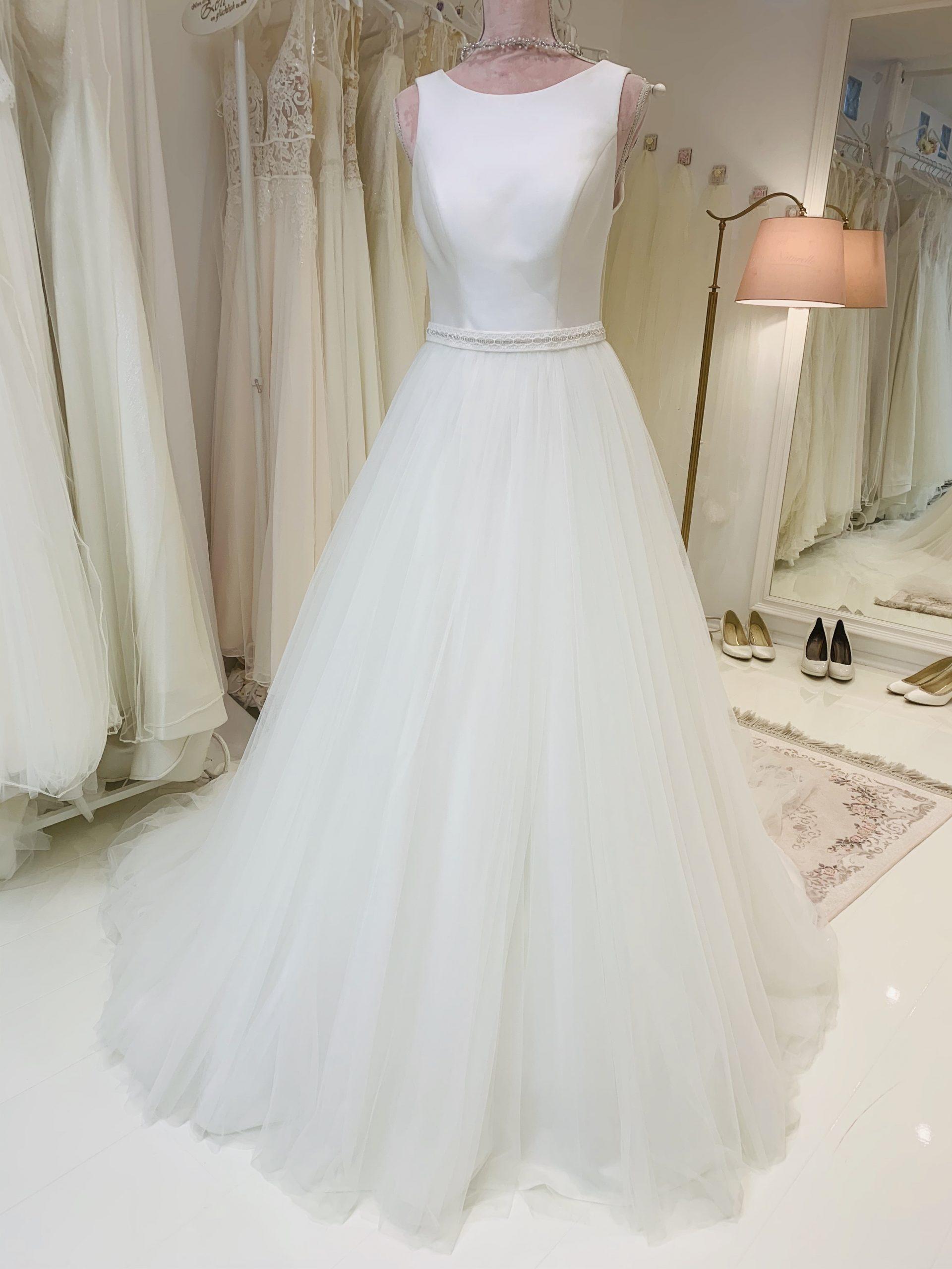 Brautkleid 26 - Vollansicht