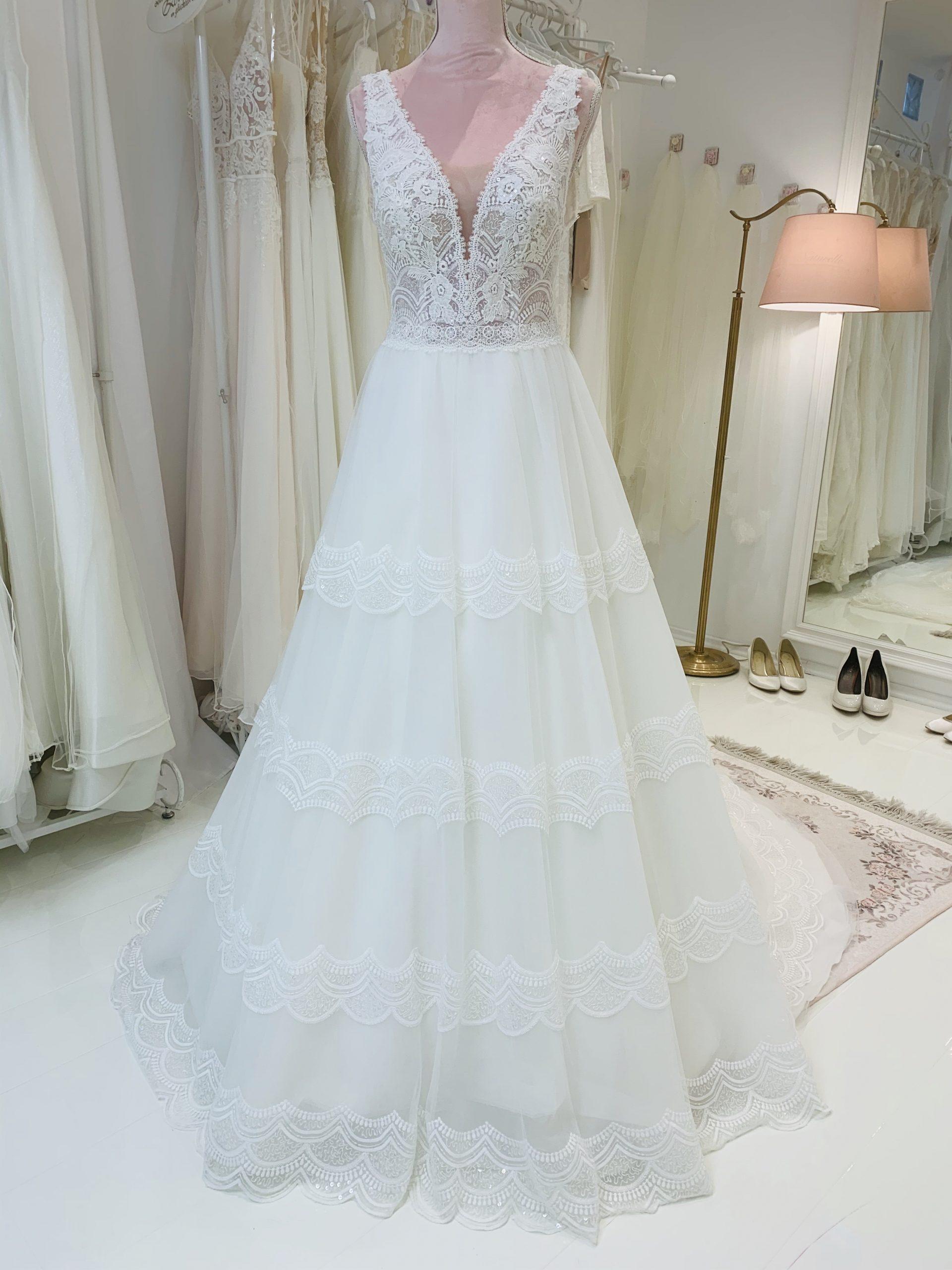 Brautkleid 29 - Vollansicht