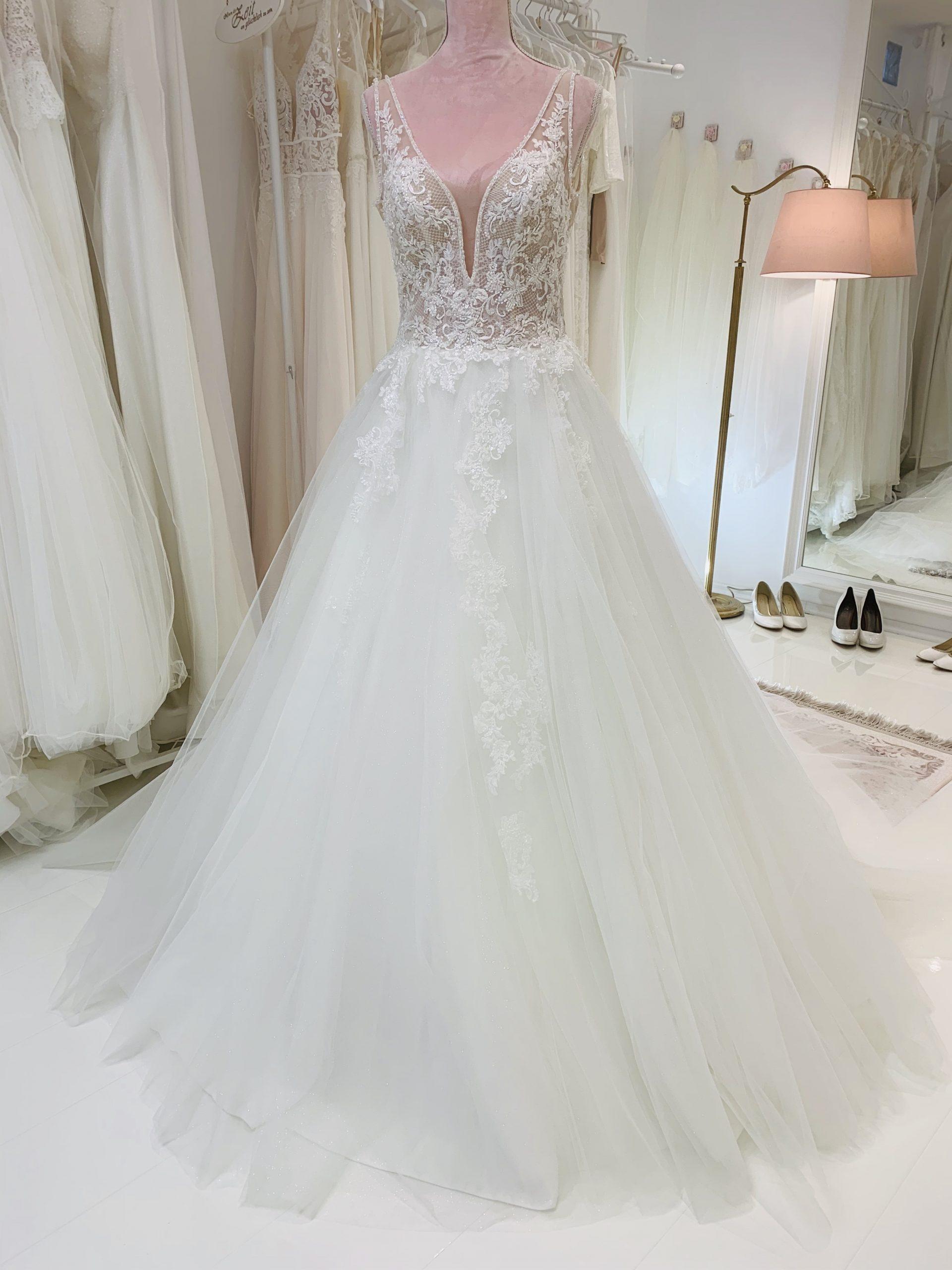 Brautkleid 3 - Vollansicht