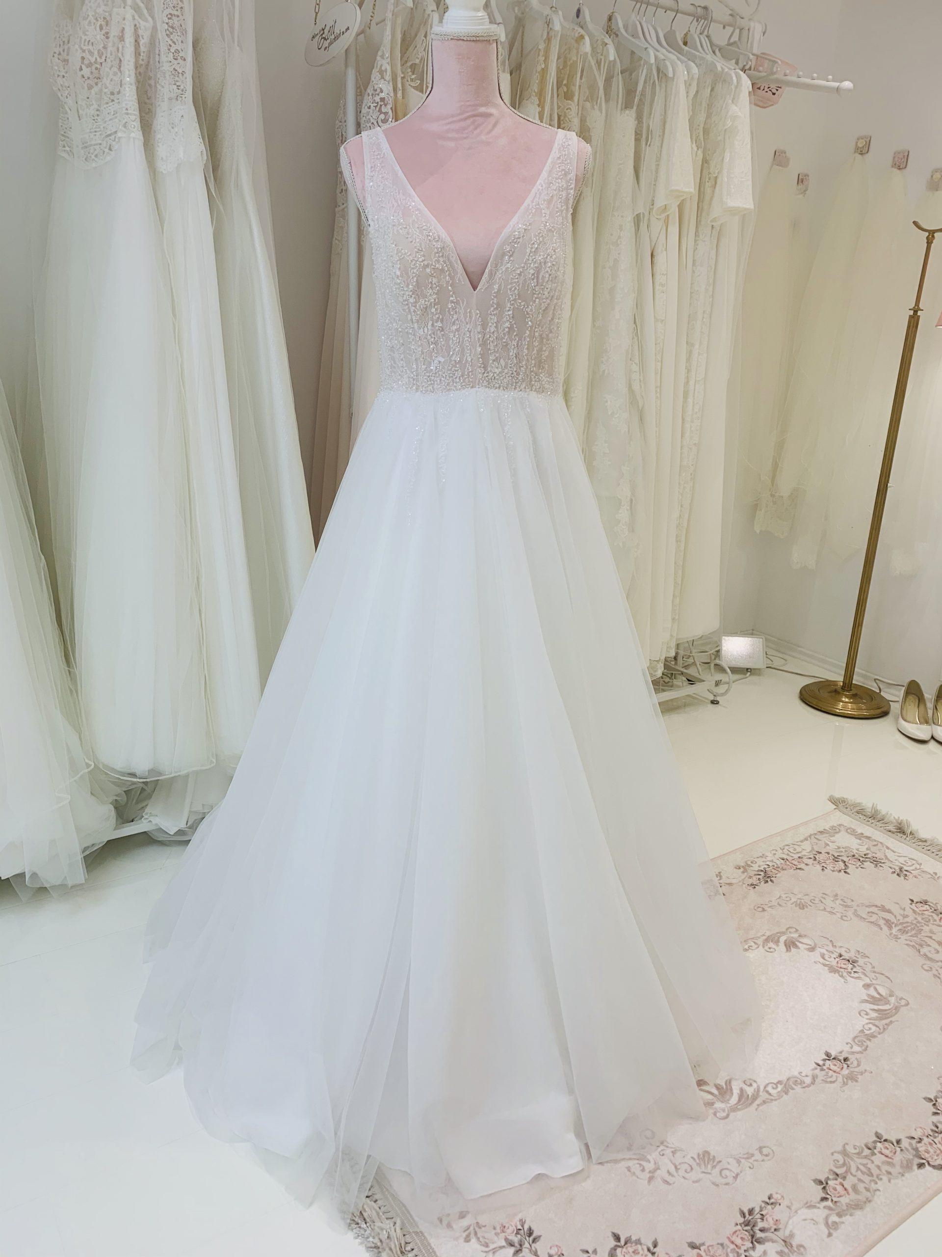 Brautkleid 31 - Vollansicht