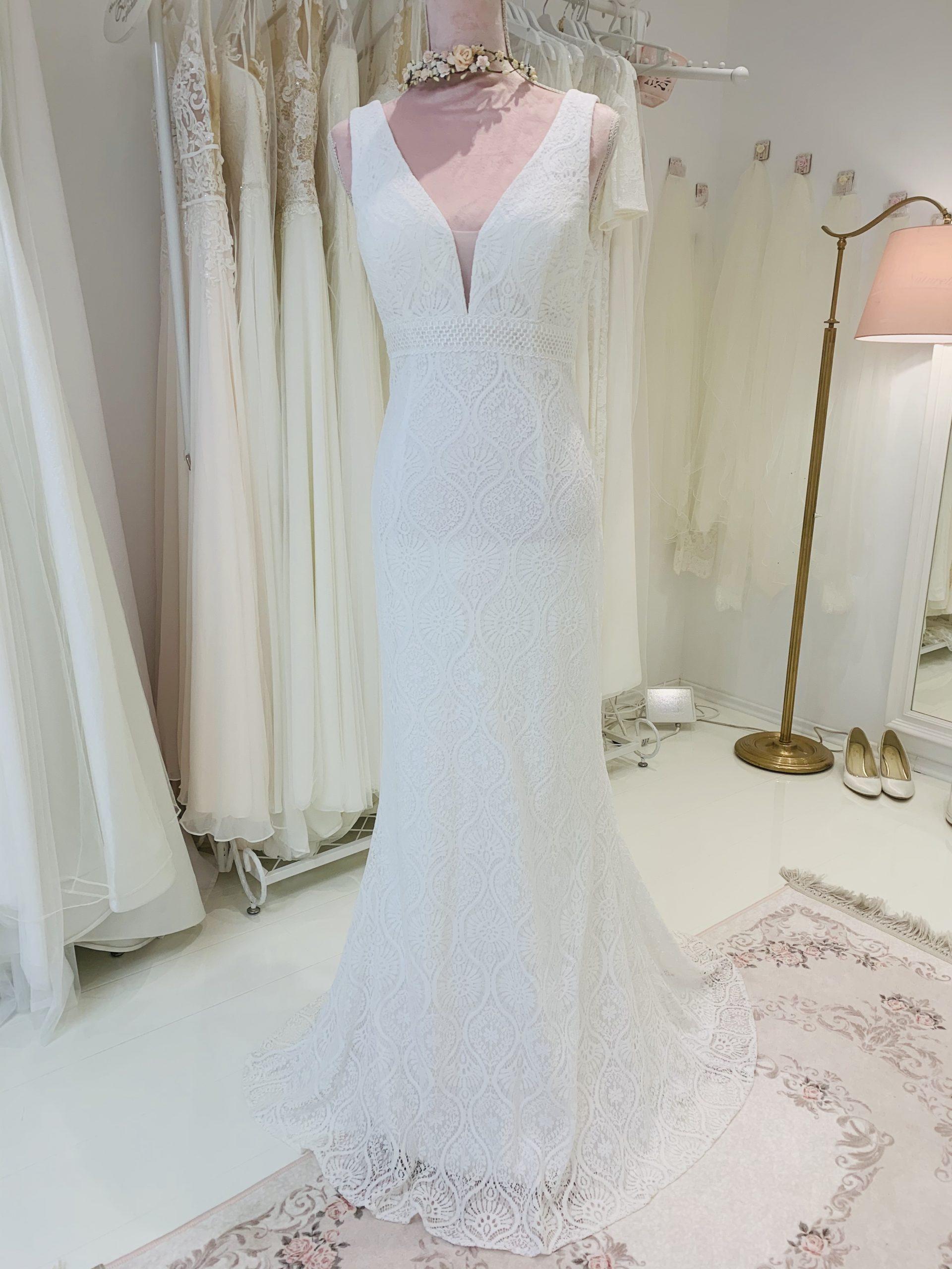 Brautkleid 312 - Vollansicht