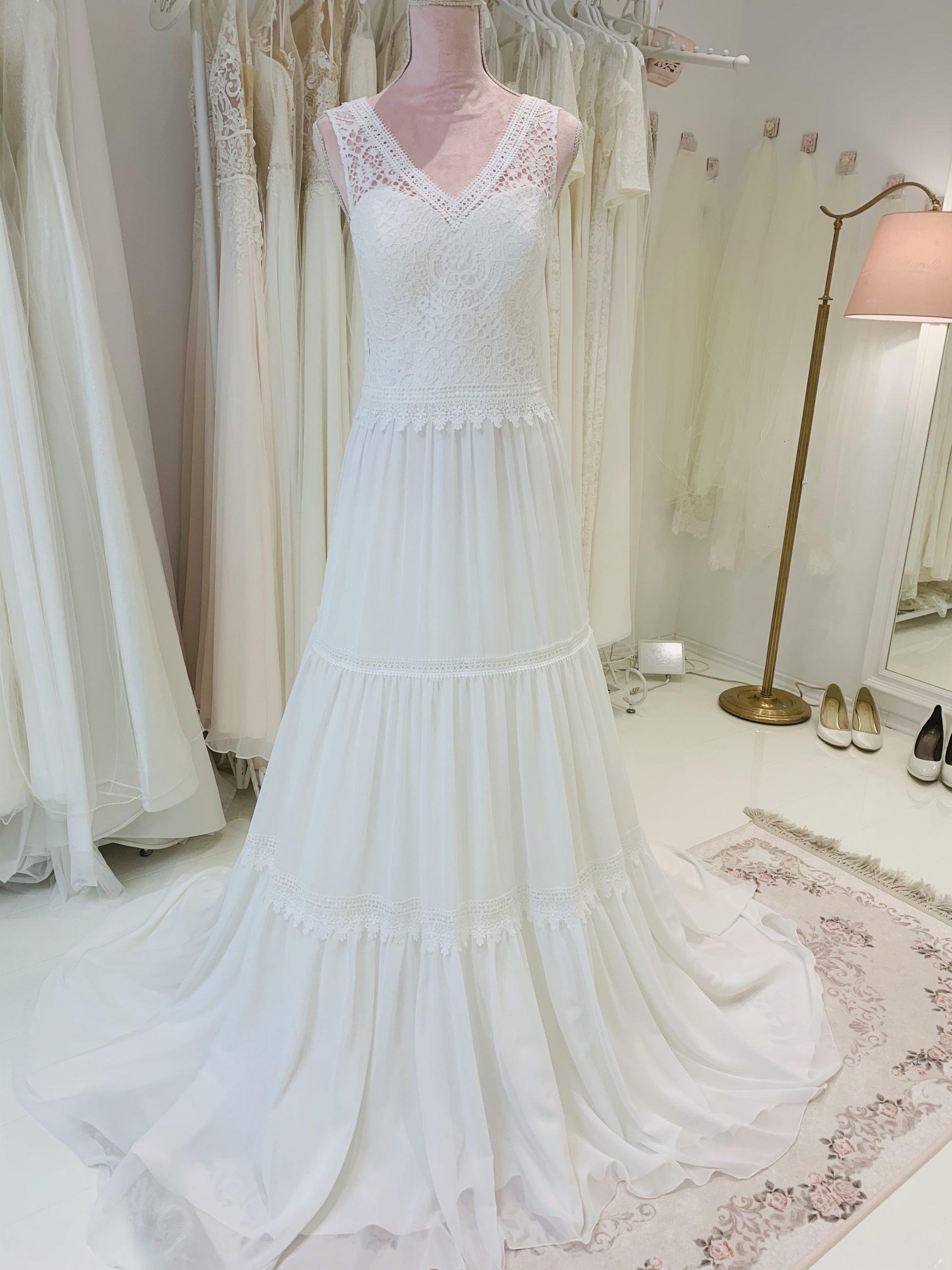 Brautkleid 32 - Vollansicht