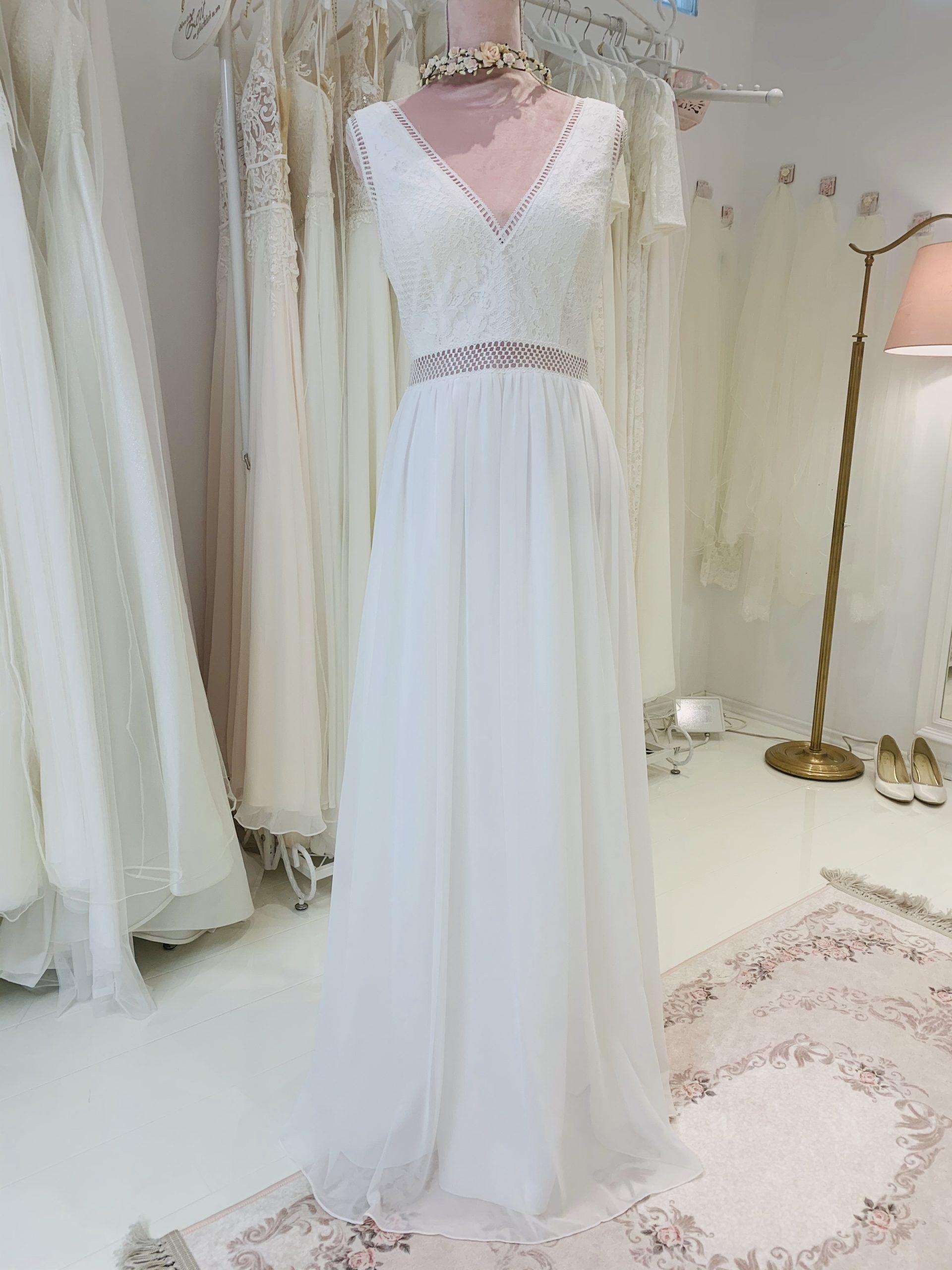 Brautkleid 321 - Vollansicht