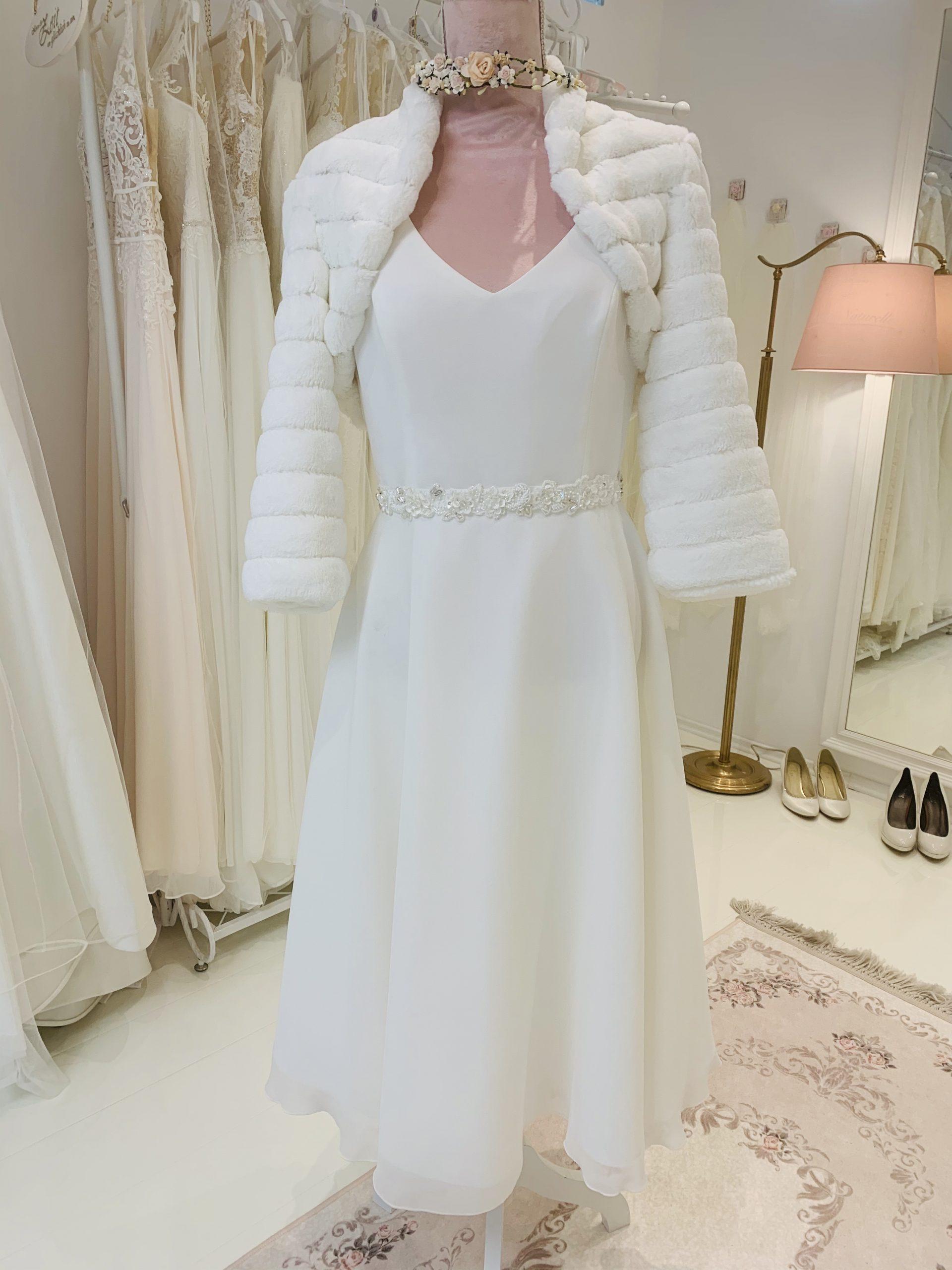 Brautkleid 34 - Vollansicht