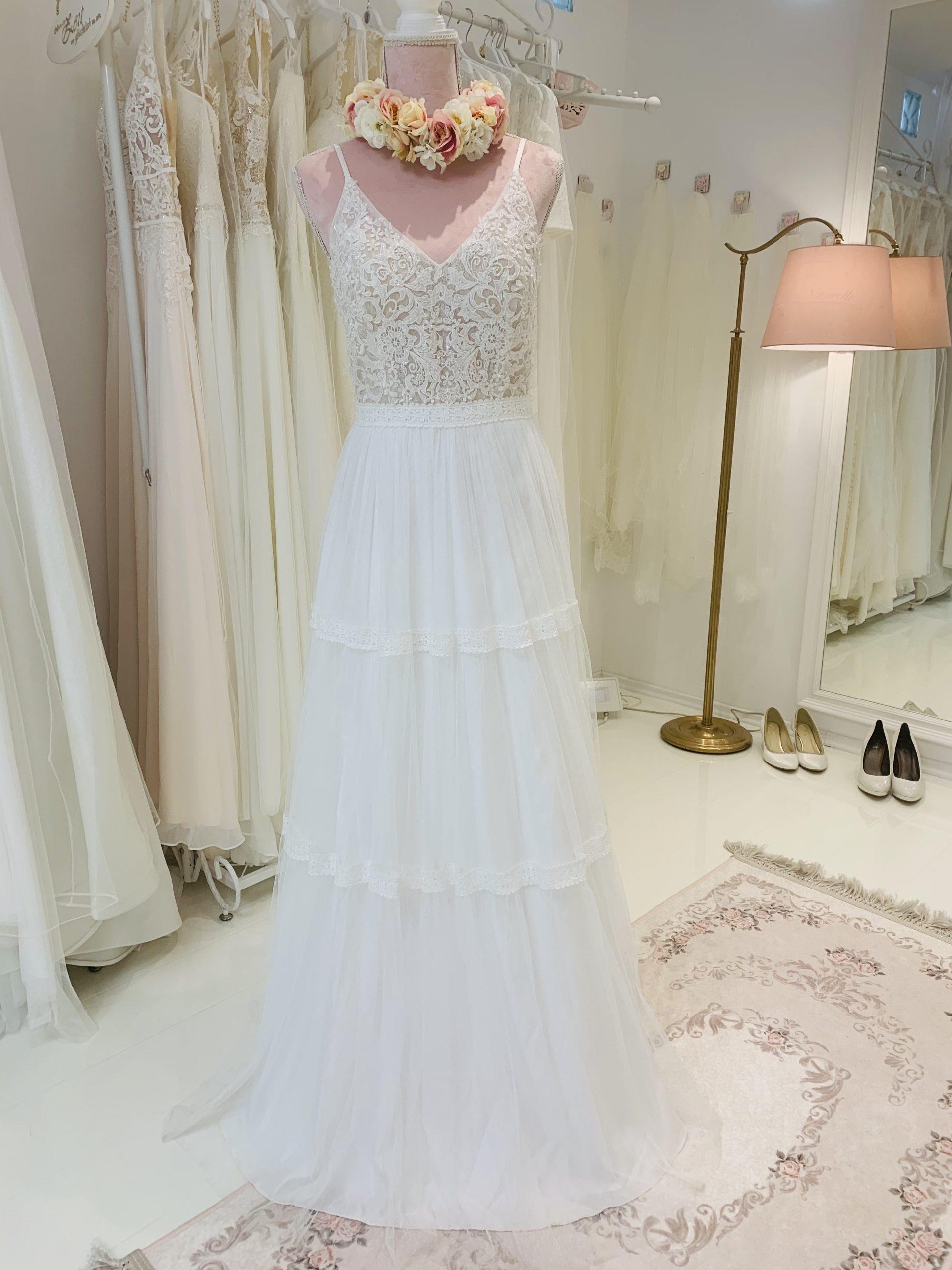 Brautkleid 35 - Vollansicht