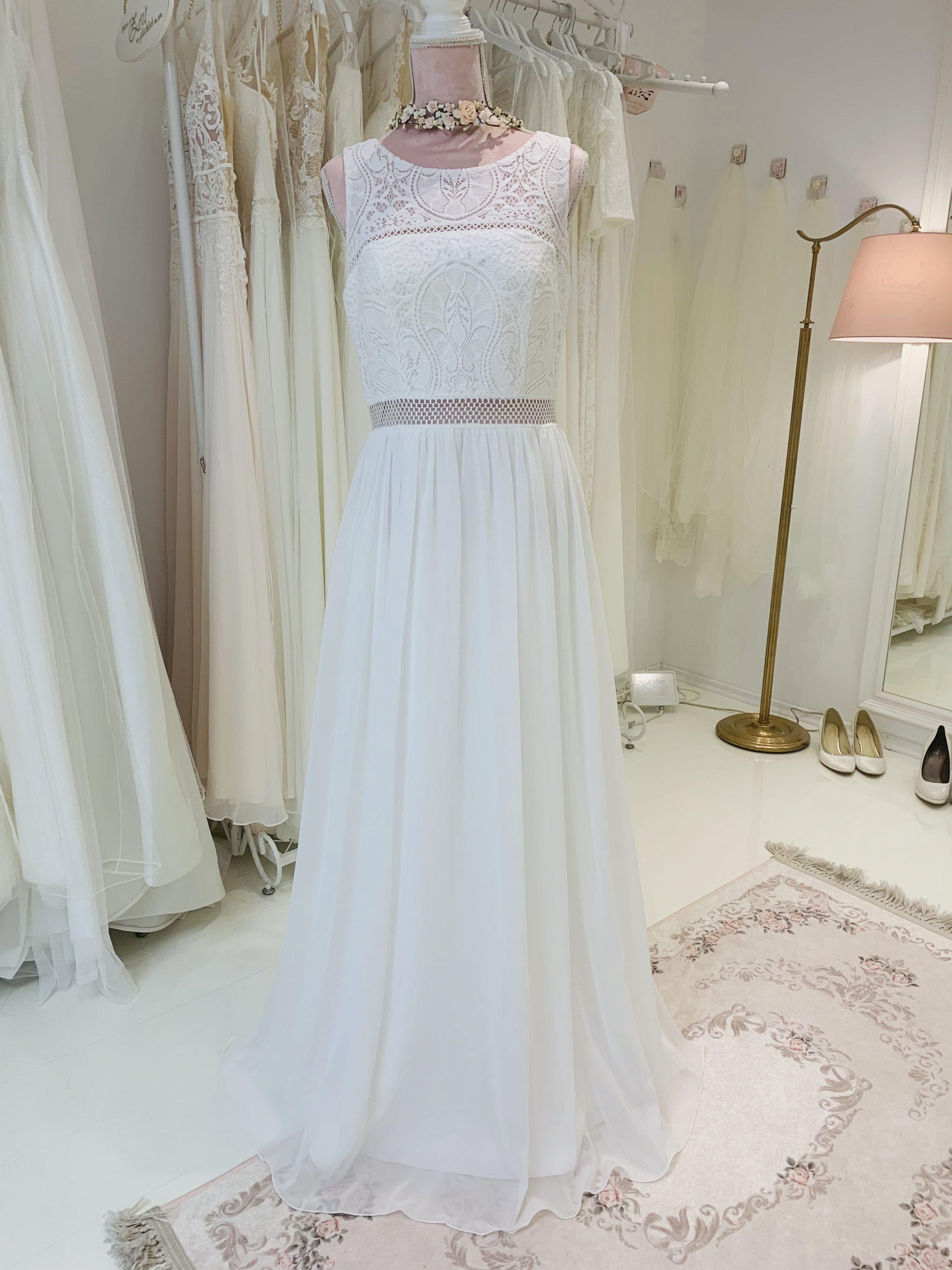 Brautkleid 37 - Vollansicht