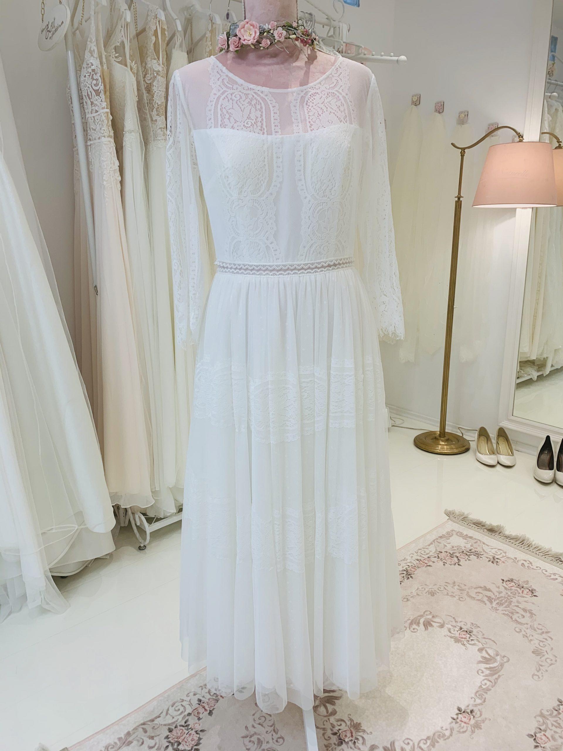 Brautkleid 38 - Vollansicht