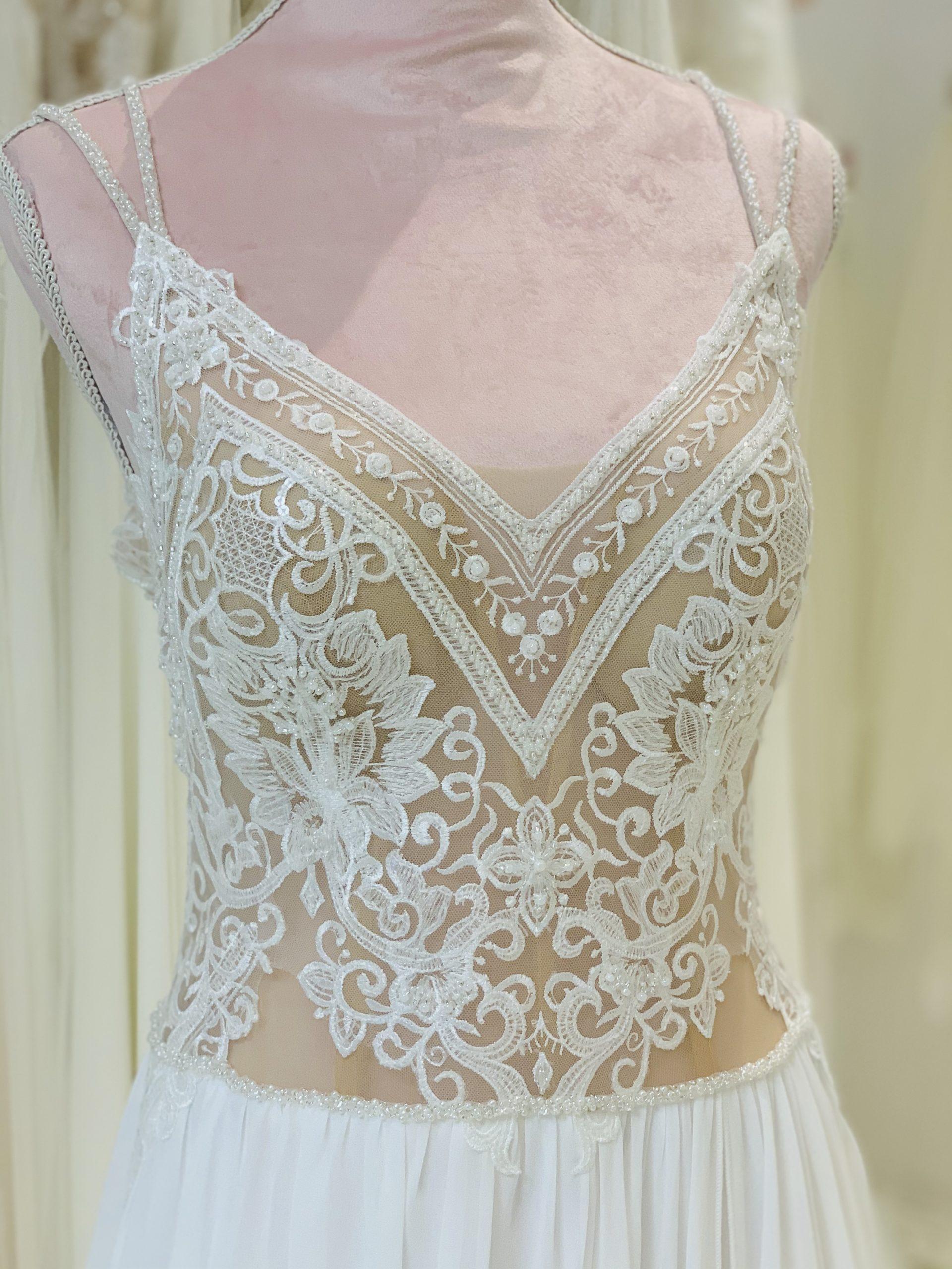 Brautkleid 4 - Oberteil
