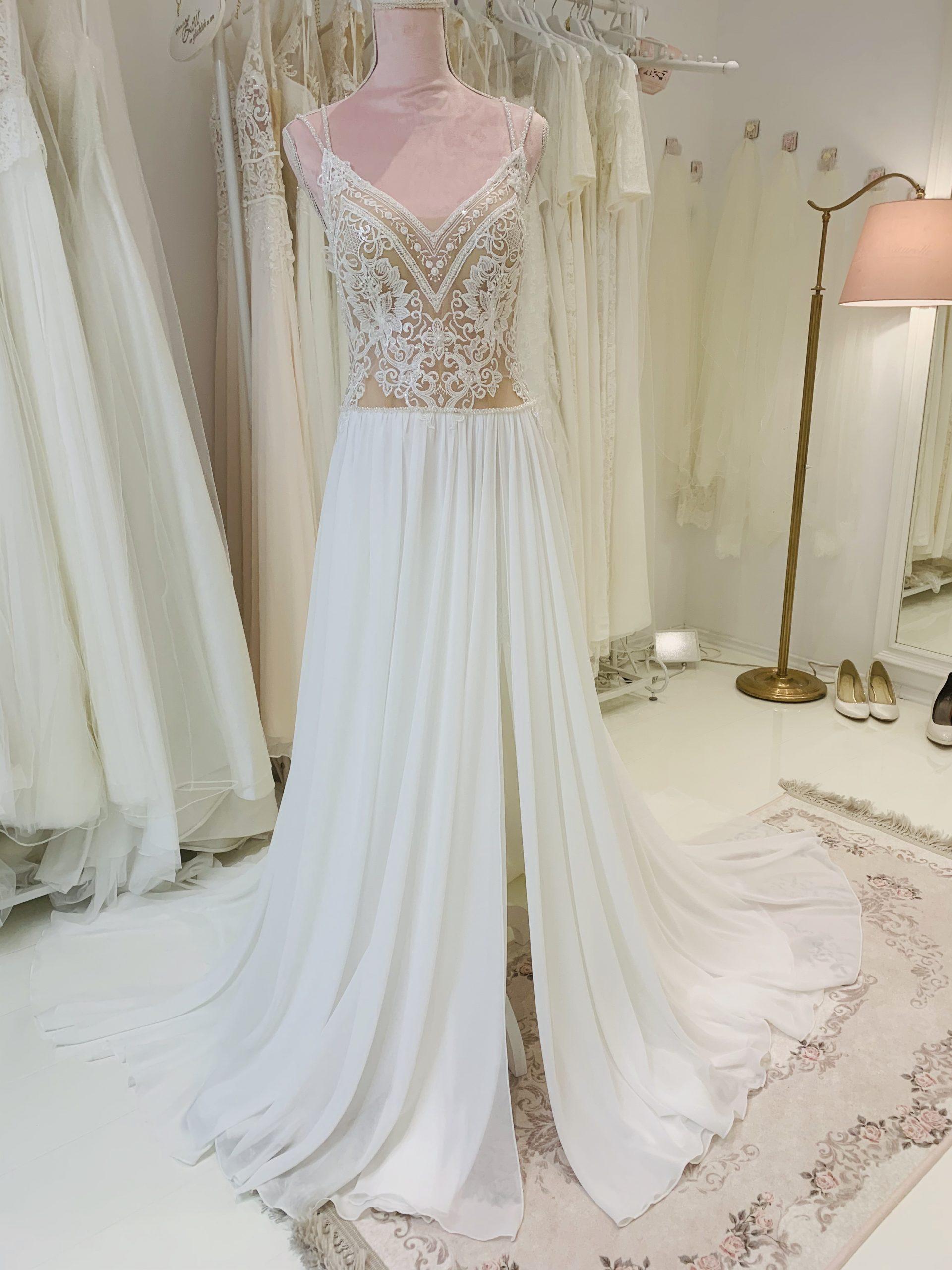 Brautkleid 4 - Vollansicht
