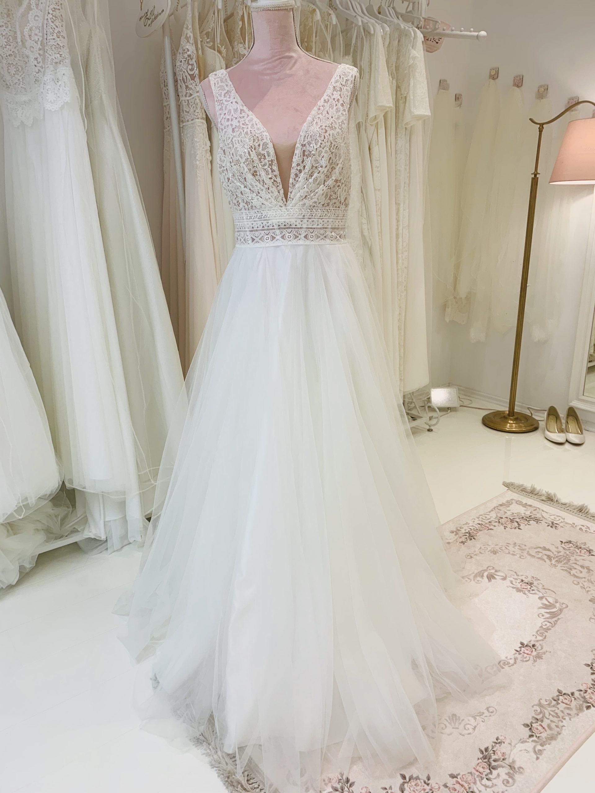 Brautkleid 5 - Vollansicht