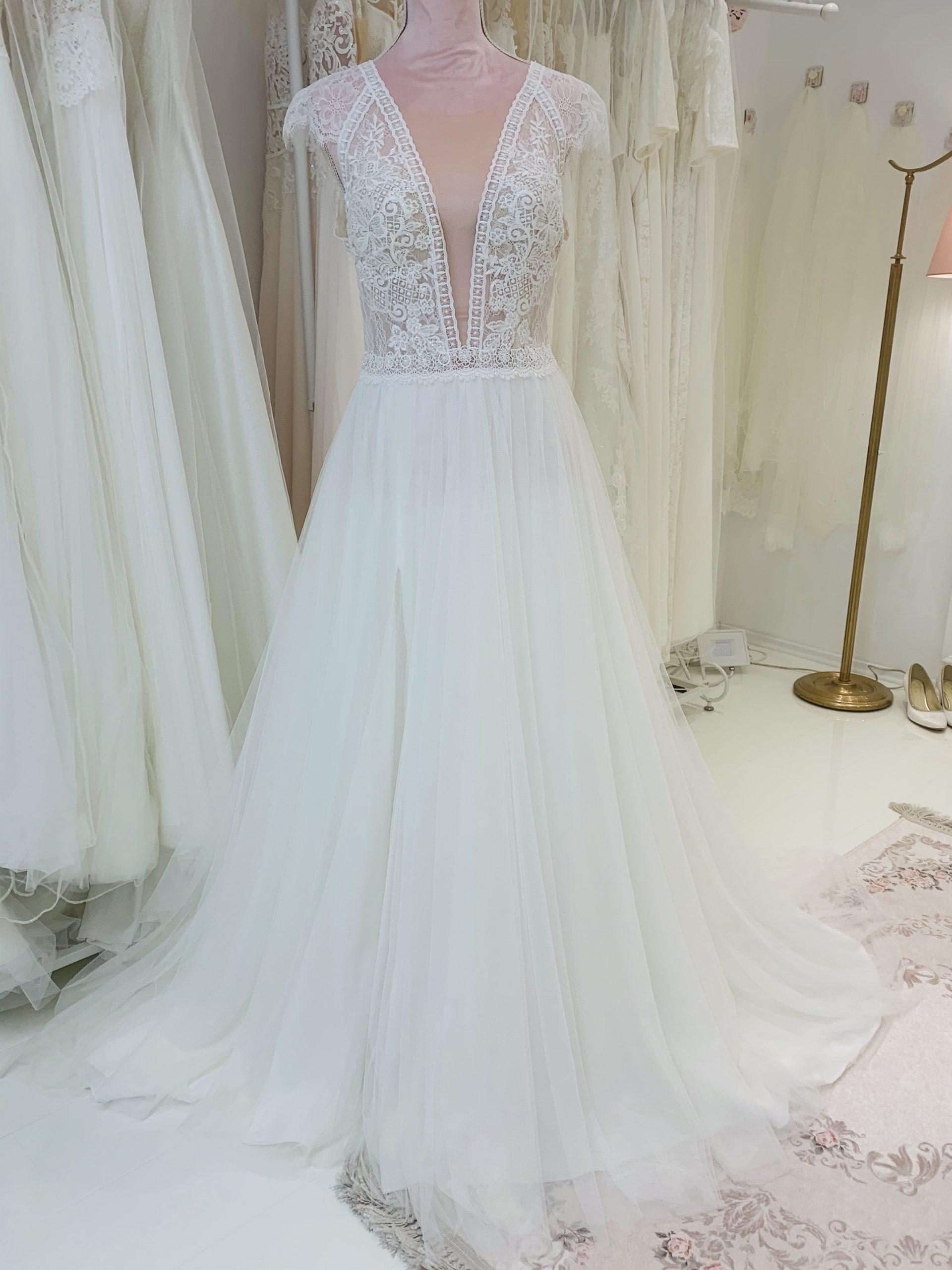Brautkleid 65 - Vollansicht