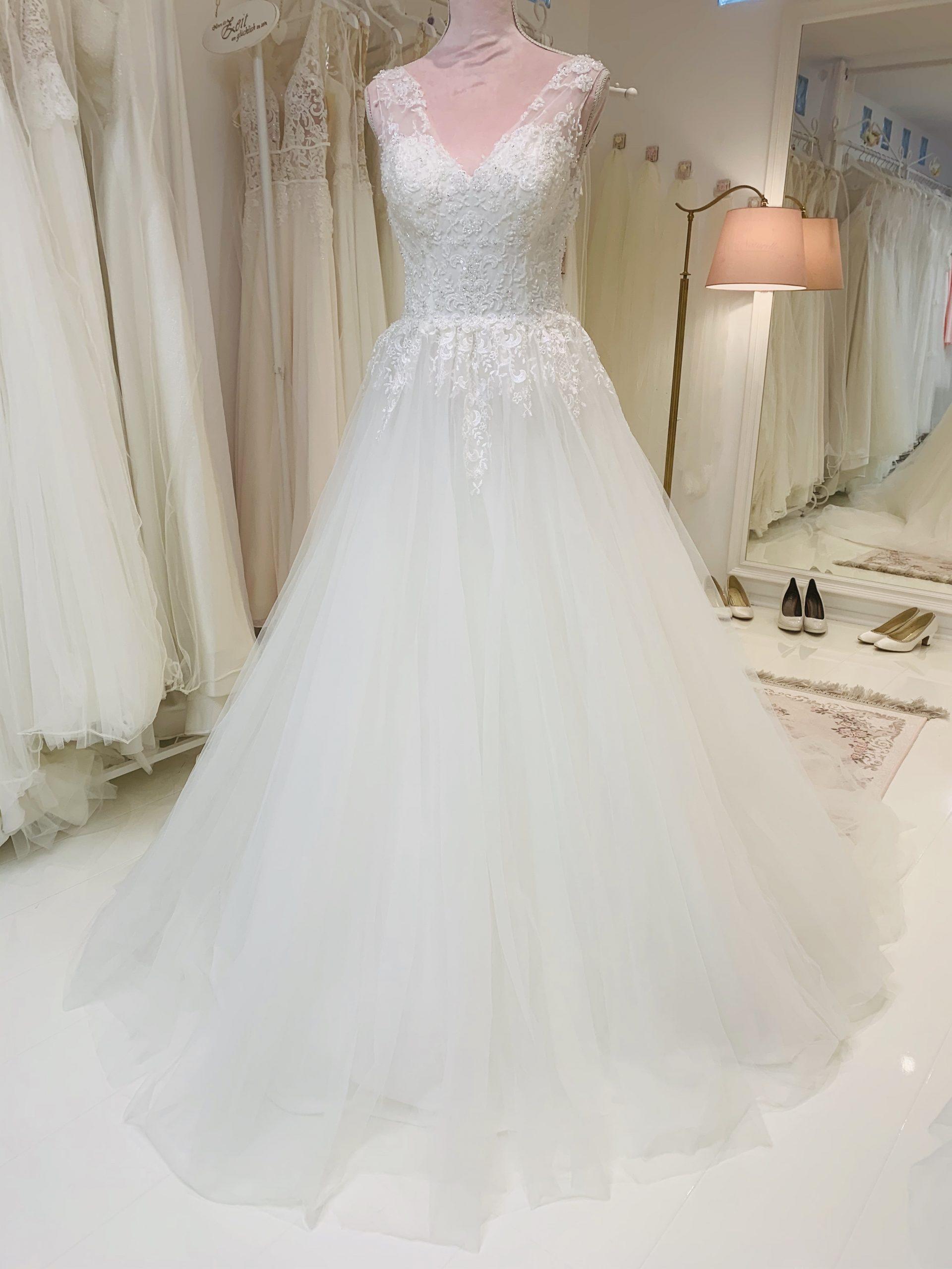 Brautkleid 7 - Vollansicht