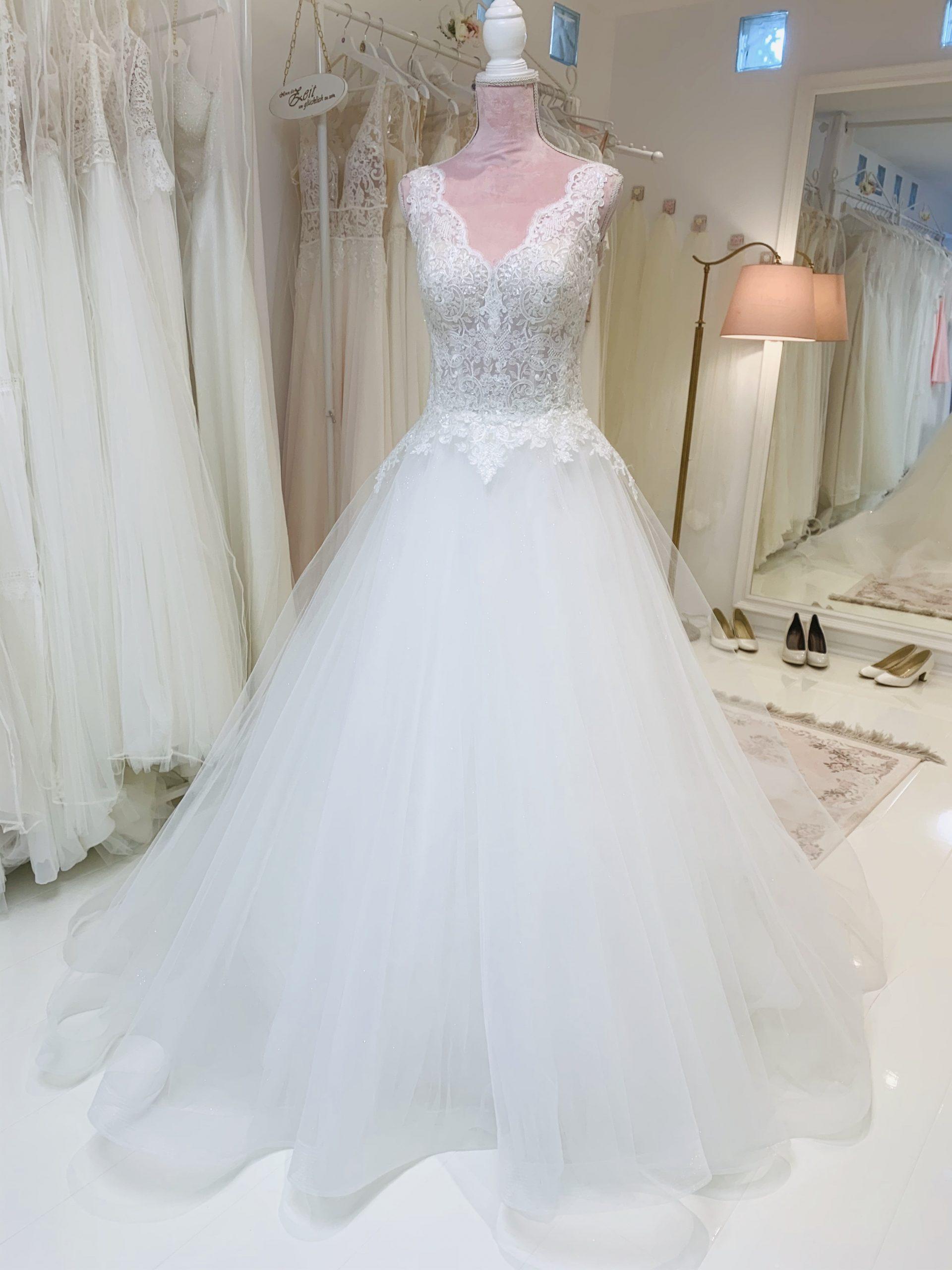 Brautkleid 77 - Vollansicht