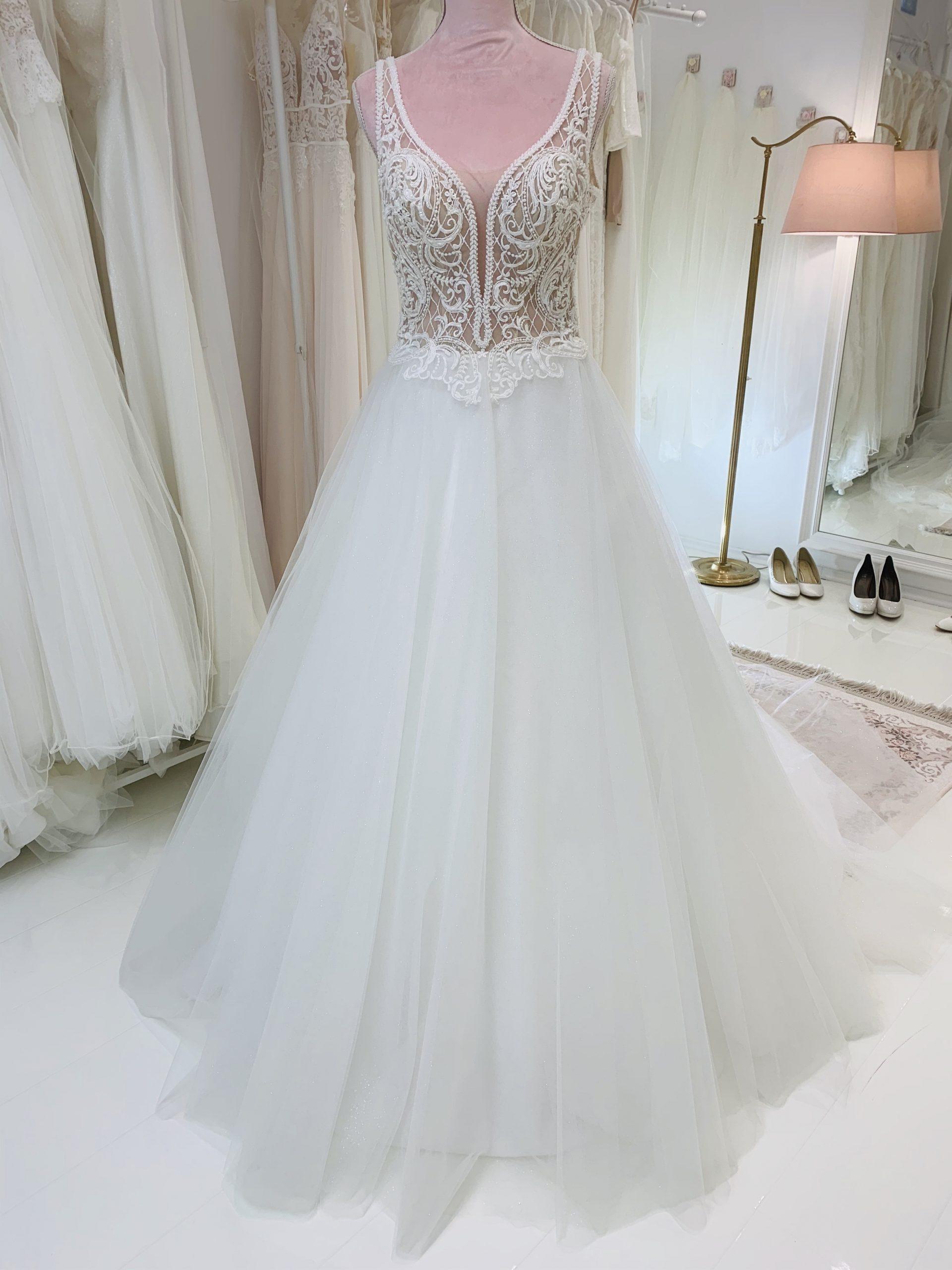 Brautkleid 9 - Vollansicht
