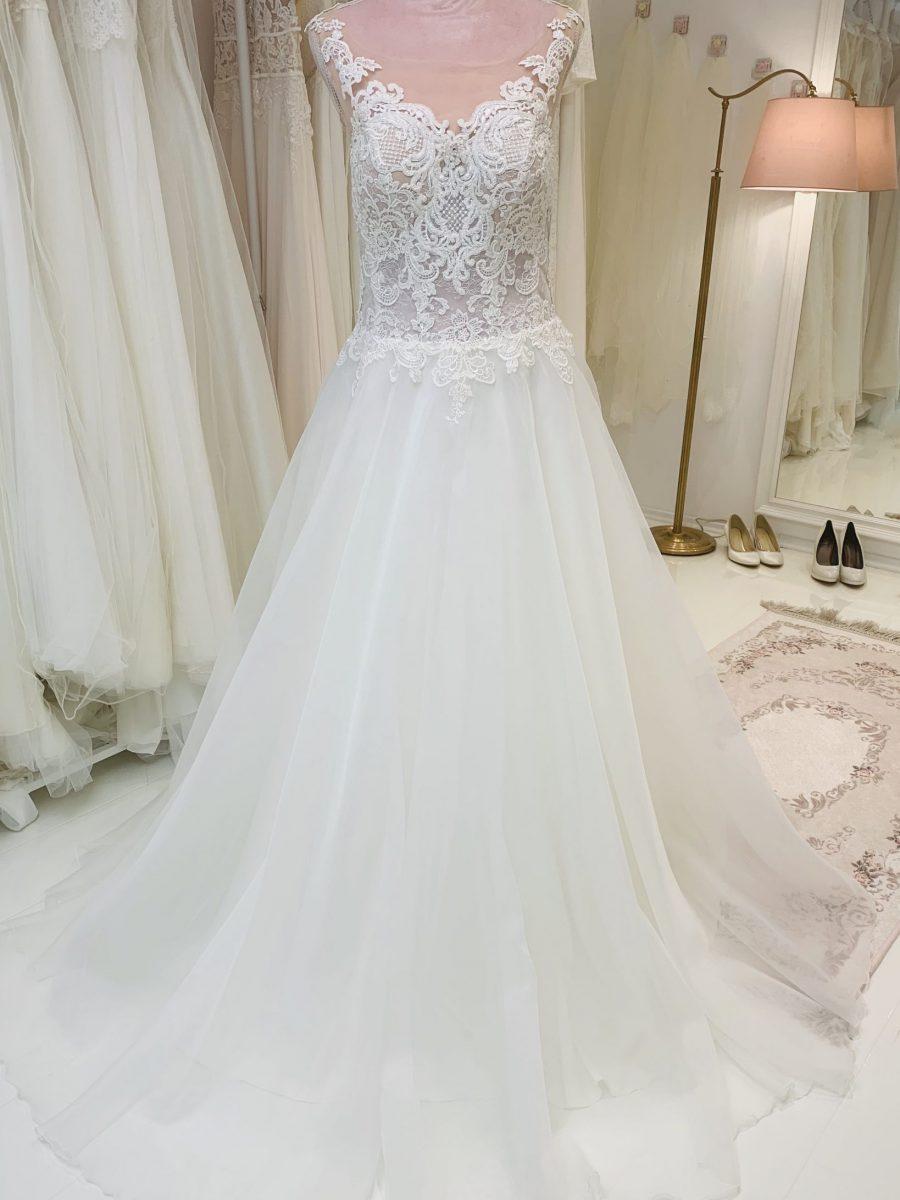 Brautkleid 6 - Vollansicht